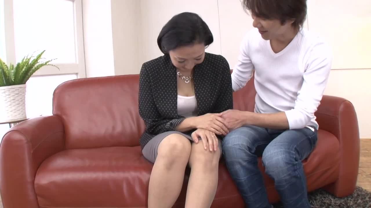 人妻123 沢田翔子 47歳 熟年女優クラスの美人セレブ奥様のむっちりとやわらかい巨尻と真っ黒な勃起乳首を貪る