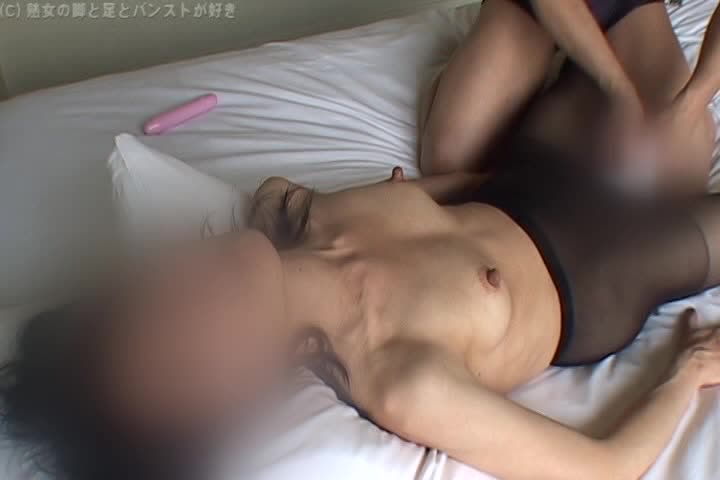 個人撮影 47歳(里子)セックスレスのアラフィフ熟女をノーパンパンス...