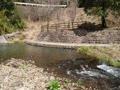 鹿児島市郡山の轟の滝