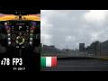#78 F12017 - ItalianGP - FP3 - Renault